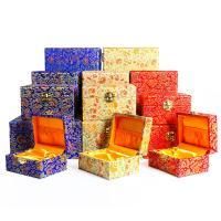 Schmuck Geschenkkarton, Baumwolle, Quadrat, verschiedene Größen vorhanden, keine, verkauft von PC