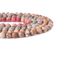 Maifan Stein Perle, rund, DIY & verschiedene Größen vorhanden, keine, verkauft per ca. 14.6 ZollInch Strang