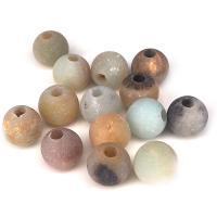 Amazonit Perlen, DIY & satiniert, 10mm, Bohrung:ca. 3mm, verkauft von PC