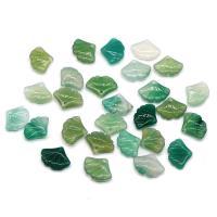 Natürliche grüne Achat Perlen, Grüner Achat, DIY, grün, 18x14mm, verkauft von PC