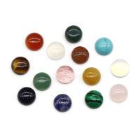 Edelstein Cabochons, Dom, DIY & verschiedenen Materialien für die Wahl, keine, 10mm, verkauft von PC