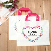 Mode Geschenkbeutel, Kunststoff, verschiedene Größen vorhanden & verschiedene Stile für Wahl, keine, 50PCs/Tasche, verkauft von Tasche