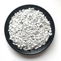 Magnesit Dekoration, natürliche & verschiedene Größen vorhanden, weiß, verkauft von PC