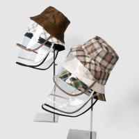 Tröpfchen & staubdichte Gesichtsschild Hut, Baumwolle, windundurchlässig, keine, 250x320mm, verkauft von PC