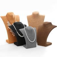 Hanfgarn Halskette Ständer, für Frau, keine, 225x190mm, verkauft von PC