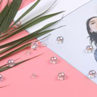 ABS-Kunststoff-Perlen, ABS Kunststoff, plattiert, DIY & verschiedene Größen vorhanden, 10PCs/Tasche, verkauft von Tasche