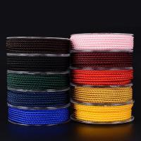 Sewing Thread, Nylon Polypropylen, DIY & binden, keine, 2.5mm, ca. 5m/Spule, verkauft von Spule