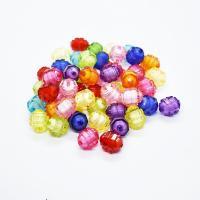 Acryl Perle, DIY & verschiedene Größen vorhanden, gemischte Farben, verkauft von Tasche