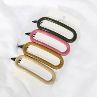 Haarspange, Acryl, keine, 80x30mm, verkauft von PC