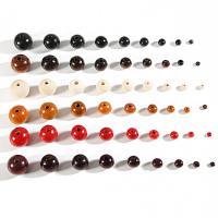 Schima Superba Perle, rund, DIY & verschiedene Größen vorhanden, keine, frei von Nickel, Blei & Kadmium, verkauft von PC