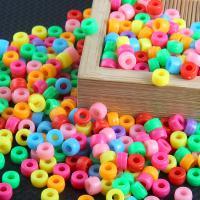 Acryl DIY & verschiedene Stile für Wahl, gemischte Farben, 200PCs/Tasche, verkauft von Tasche