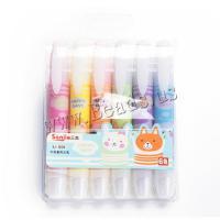 Polypropylen Makierstift, verschiedene Stile für Wahl, gemischte Farben, 150mm, 10SetsSatz/Menge, verkauft von Menge