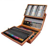 Kunststoff mit Holz, für Kinder, gemischte Farben, 450x315x105mm, 174PCs/Box, verkauft von Box