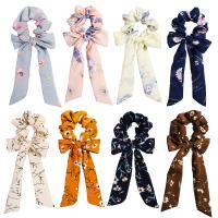 Draht Bun -Bogen, Polyester, elastisch & für Frau, keine, 90x35mm, verkauft von PC