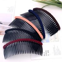 Dekoratives Haarkämmchen, Acryl, für Frau, keine, 120x47mm, verkauft von PC