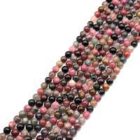 Turmalin Perle, DIY & verschiedene Größen vorhanden, verkauft per ca. 15.7 ZollInch Strang