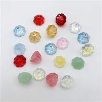 Handgewickelte Perlen, Lampwork, Lotos Seedpod, DIY, keine, 7x10mm, ca. 50PCs/Tasche, verkauft von Tasche