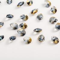 Kristall-Perlen, Kristall, DIY, mehrere Farben vorhanden, 9x12mm, ca. 50PCs/Tasche, verkauft von Tasche