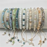 Lampwork Armbänder, einstellbar & für Frau, keine, verkauft per ca. 6.7 ZollInch Strang