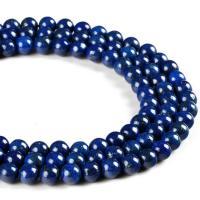 Lapislazuli Perlen, rund, DIY & verschiedene Größen vorhanden, verkauft von Strang