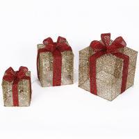 Schmuck Geschenkkarton, Eisen, Halbhandgefertigt, verschiedene Stile für Wahl, zwei verschiedenfarbige, 150mm/200mm/250mm, verkauft von setzen